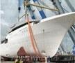 Chinga circulara ridicare 15 tone 1 metru